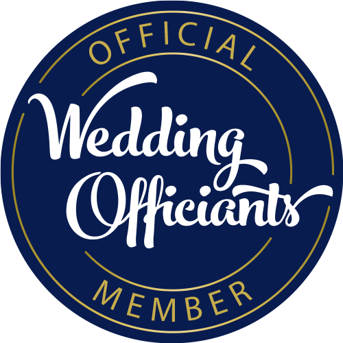 Official Member of WeddingOfficiants.com