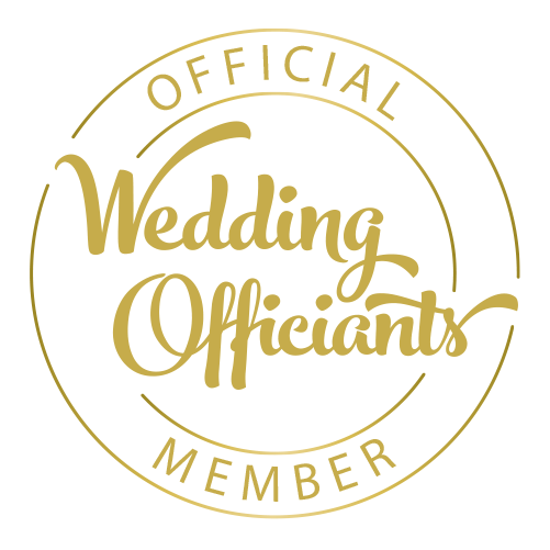 Official Member of WeddingOfficiants.com