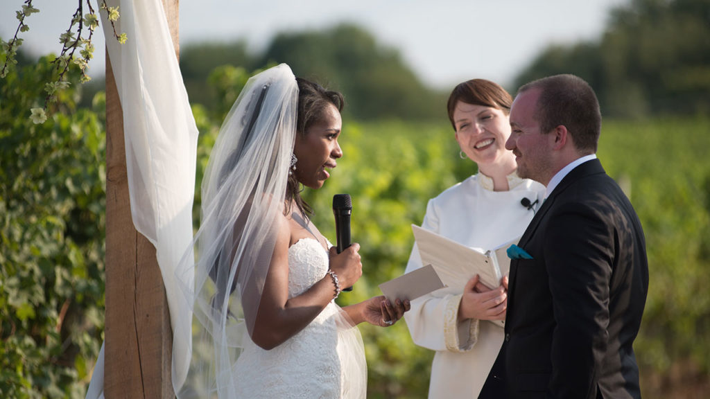 What is a Wedding Officiant?